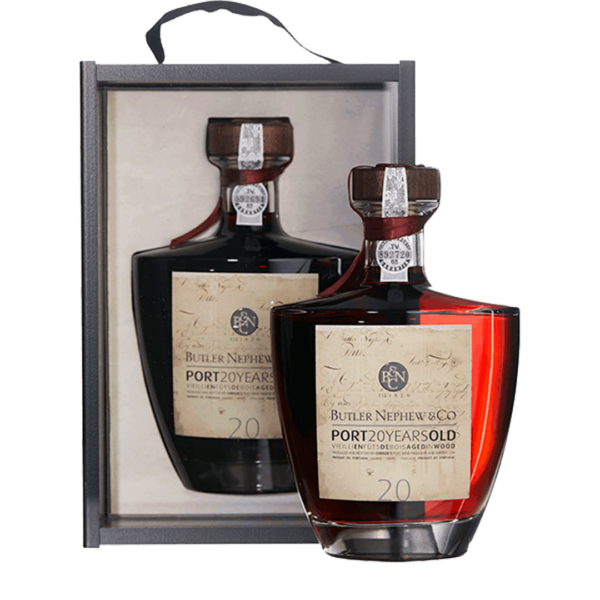 Butler Nephew & Co 20 Years Old Limited Edition
