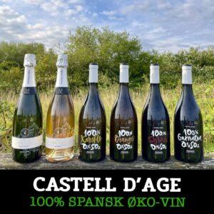 Castell d'Age Smagekasse